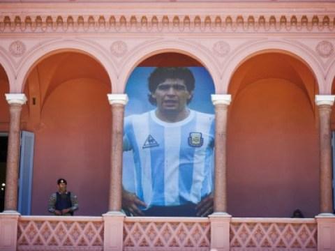 Zum Tod von Diego Maradona: Der heilige Diegito