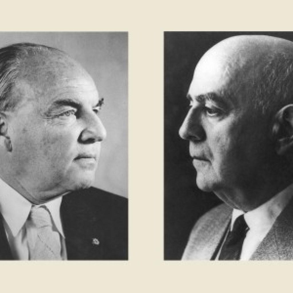 Briefwechsel von Krenek und Adorno: Atonale Freundschaft