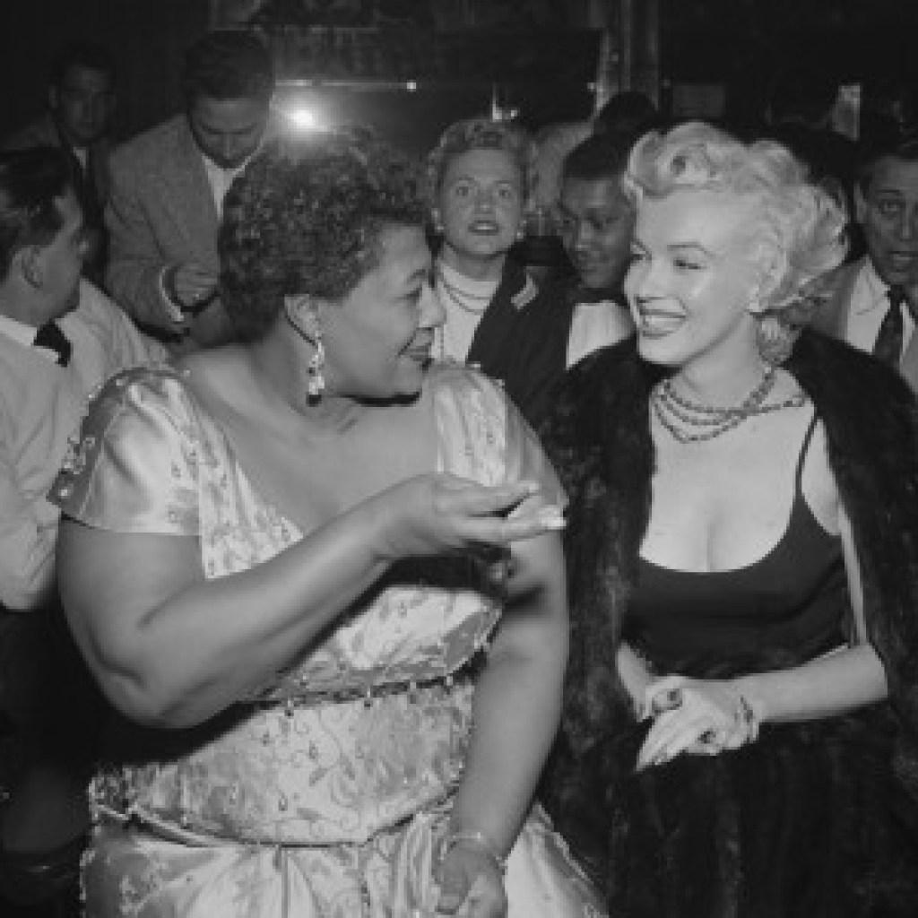 """""""Lost Berlin Tapes"""" von Ella Fitzgerald: Ein Tisch ganz vorne für Marilyn"""
