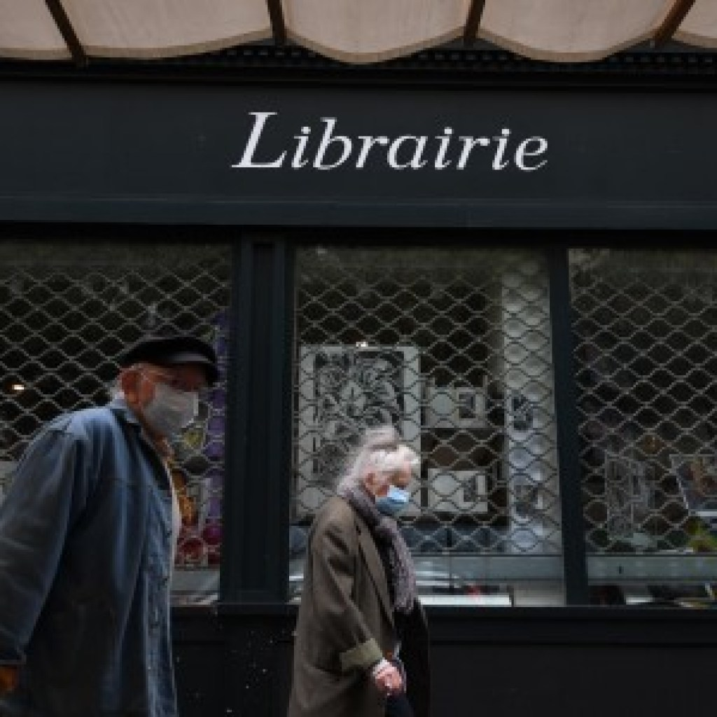 Französische Buchläden: Online bestellen, nebenan abholen