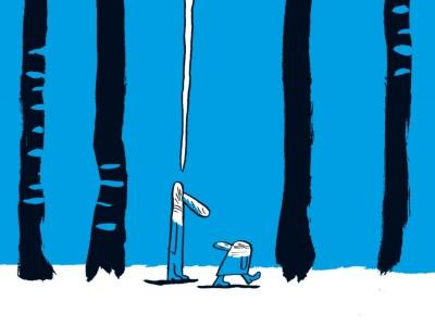 Comic von Jaroslav Rudiš und Nicolas Mahler: Und immer wieder droht die Sperrstunde
