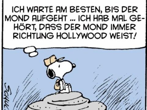 Dilbert, Peanuts & Co.: Alle Wege führen nach Hollywood
