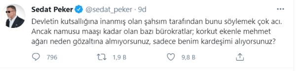 Korkut Eken'le Mehmet Ağar'ı neden gözaltına almıyorsunuz? 14