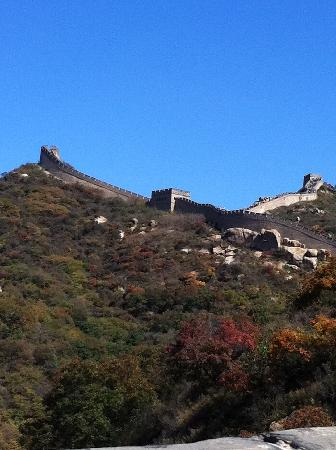 Photos of The Great Wall at Badaling, Yanqing County