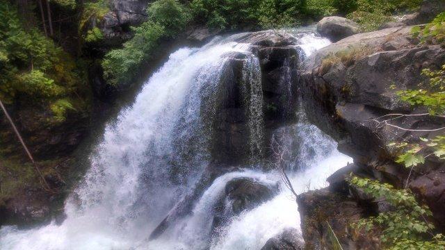Mazama Falls WA