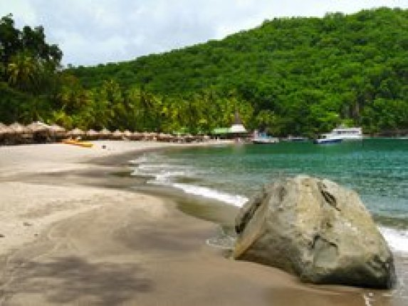 Anse Chastanet Beach and Reef