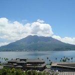 Sakurajima, Kagoshima, Kagoshima Prefecture, Japan
