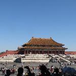 The Hall of Supreme Harmony in the Forbidden City