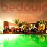 Bedouin Pool Lounge