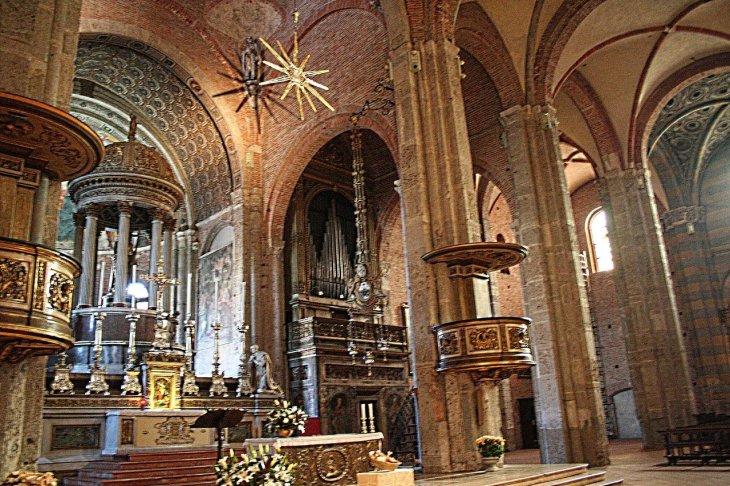 Basilica di San Simpliciano (Milán) - Tripadvisor