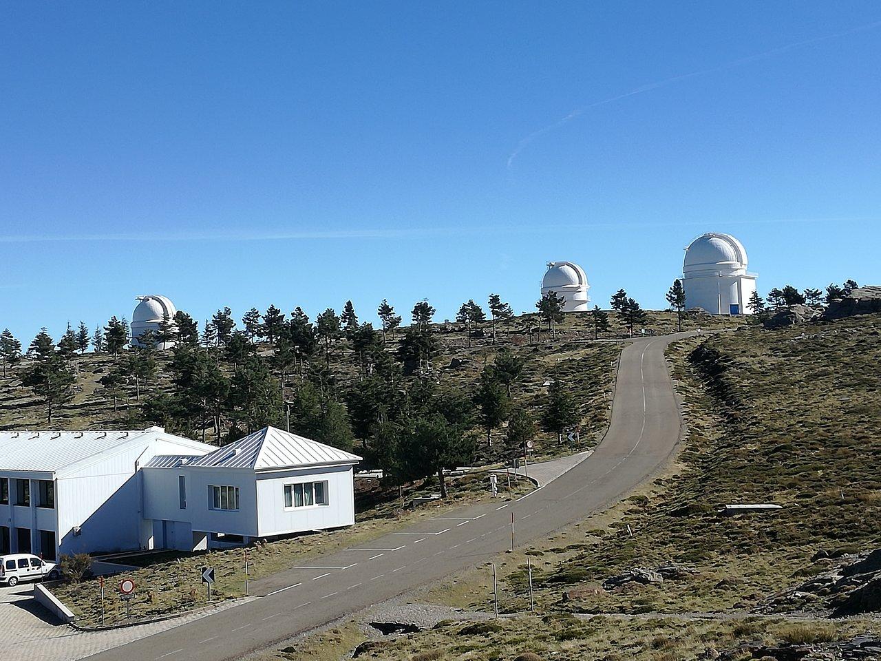 Observatorio de Calar Alto (Gérgal) - 2020 Qué saber antes de ir - Lo más  comentado por la gente - Tripadvisor