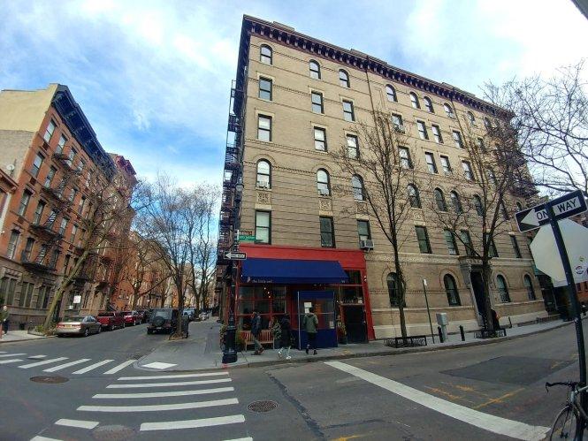 Friends Building New York City 2021