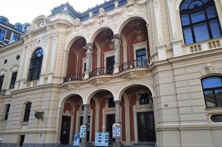 Karlovy Vary City Theatre - 2020 Qué saber antes de ir - Lo más ...
