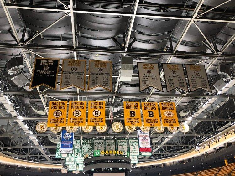 Basketball, Hockey & Sports Museum at TD Garden