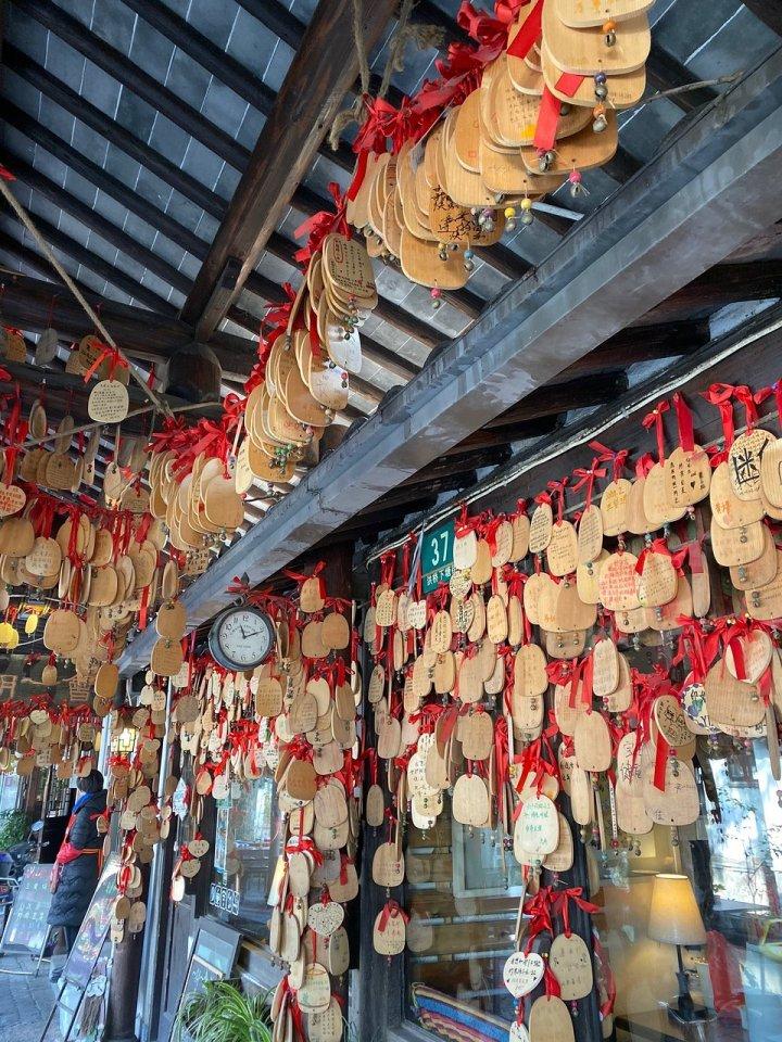 shanghai xinchang ancient town - aktuelle 2019 - lohnt es