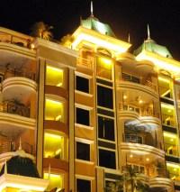 fps condo hotel facade | Top Leisure Hotels in Angeles City