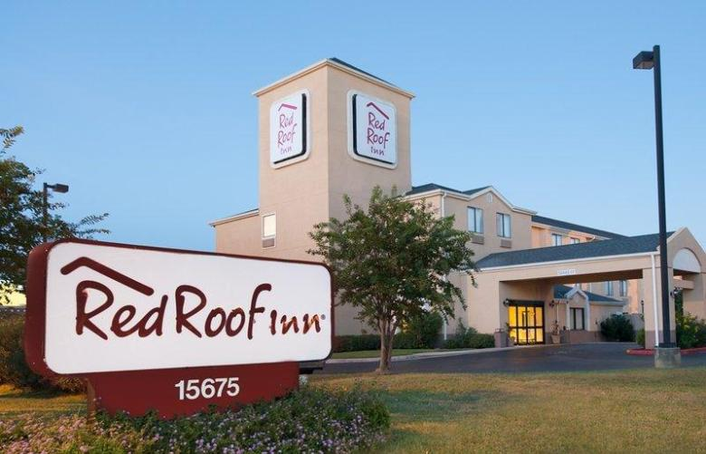 Image result for red roof inn iah