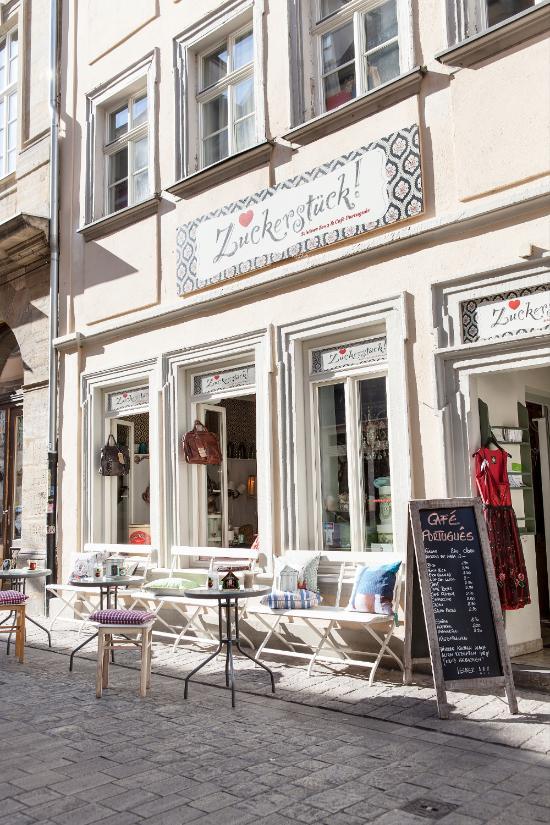 Restaurant Cafe Zeis Bamberg