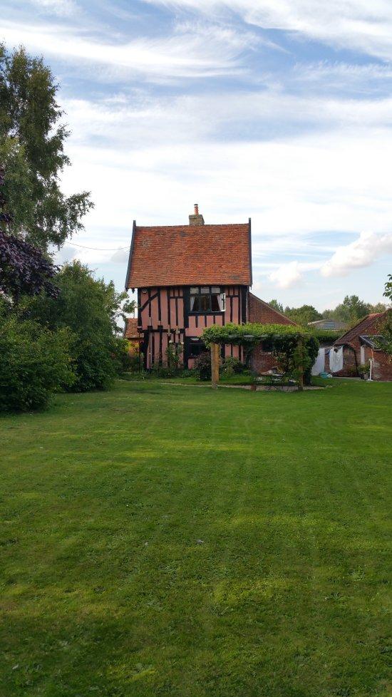 Tudor Farmhouse BampB Stowmarket England Omdmen Och