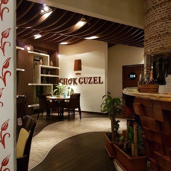 Chok Guzel Turkish Restaurant Jeddah Restaurant Reviews Photos
