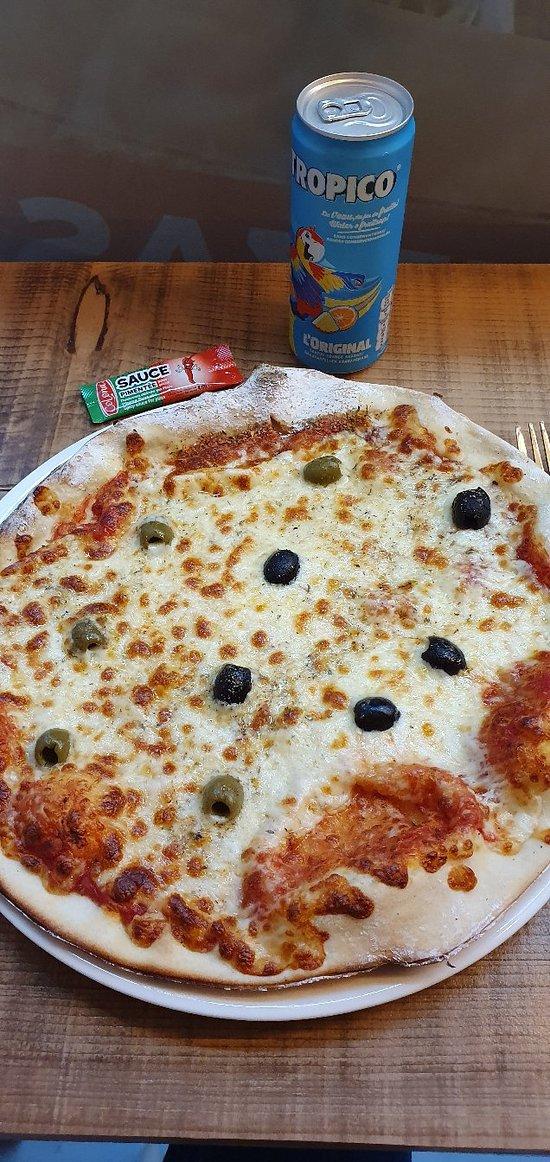 pizzeria des halles landivisau