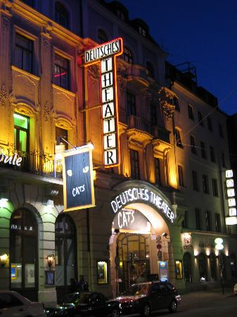 Hotel Deutsches Theater Stadtmitte 48 6 3 Prices Reviews Munich Germany Tripadvisor