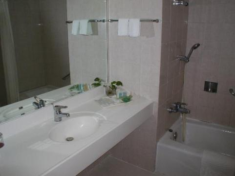 Bathroom setup   Picture of Parkview Hotel  Hualien City   TripAdvisor Parkview Hotel  Bathroom setup