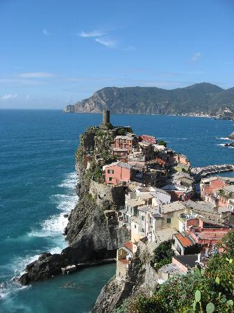 Bilder fra Monterosso al Mare