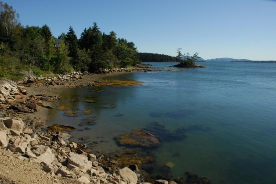 Peninsula Maine Schoodic