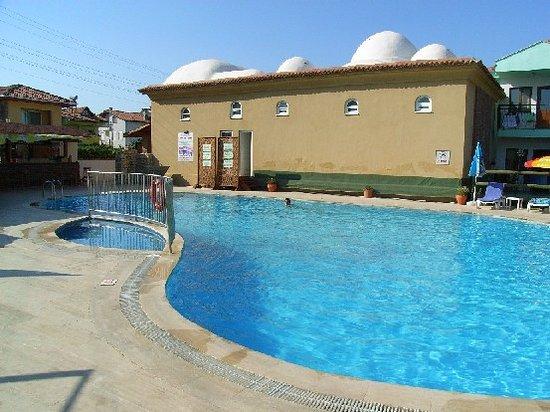 Turkish Bath Pool Picture Of Sahin