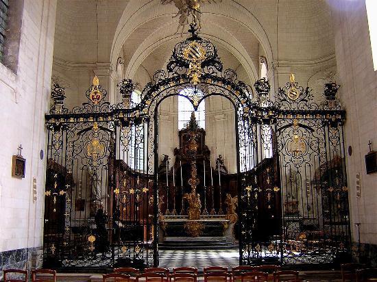 Abbaye De Valloires Picardy France