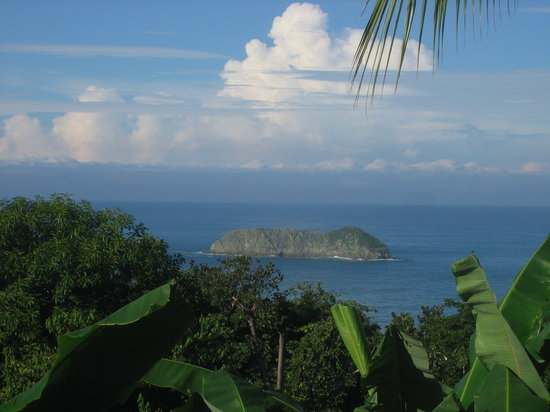 Costa Rica: the view from our room