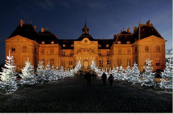 La féerie de Noël à Vaux-le-Vicomte