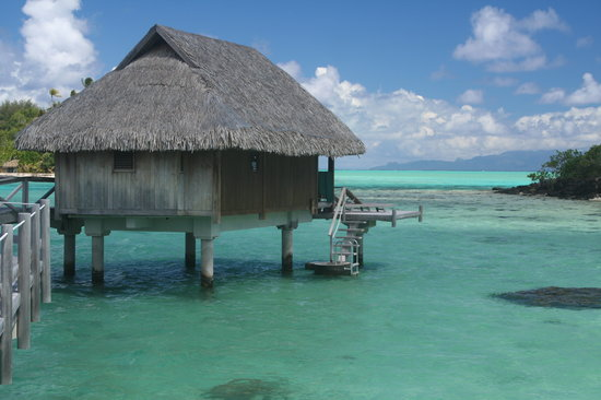 Bora Bora, Polinesia Prancis: Another OWB