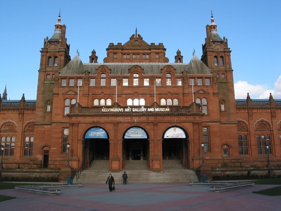 Photos of Kelvingrove Art Gallery and Museum, Glasgow