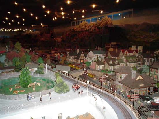 Christmas Village Hamburg Pa