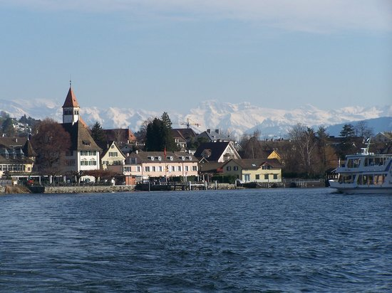 Lake Zurich - Best Places in Switzerland