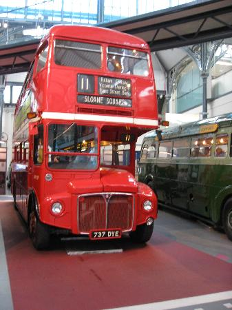 Images of London Transport Museum, London