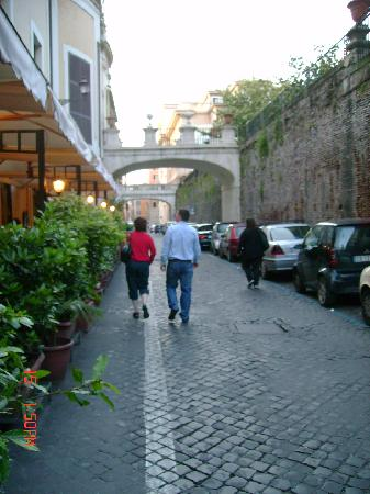Nice Restaurant And Excellent Foto Di Le Lanterne Roma