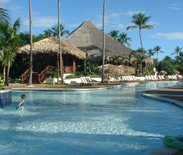 Club Med Punta Cana Piscine