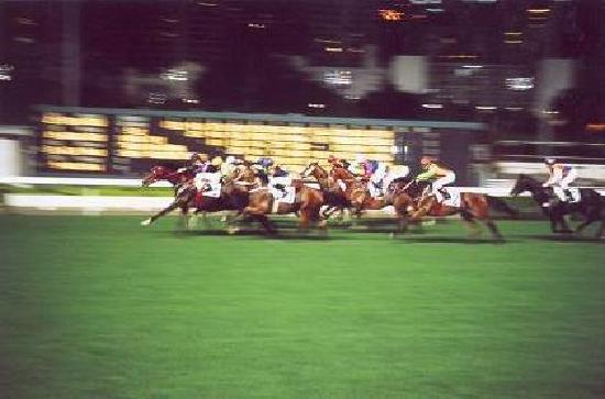 Photos of Happy Valley Racecourse, Hong Kong