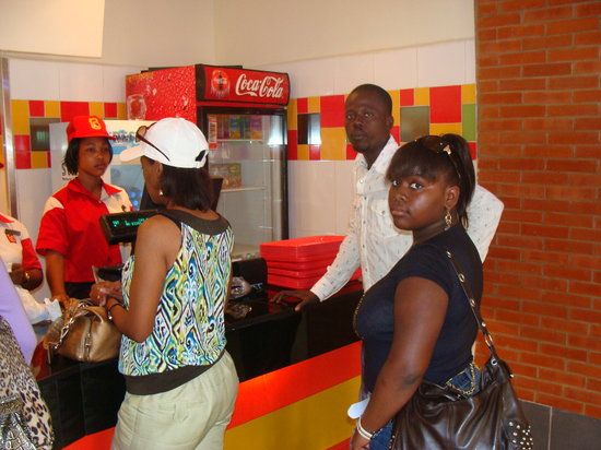 Fast Food Restaurants Nigeria