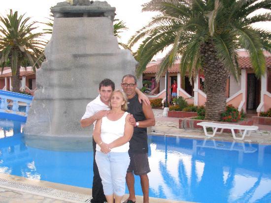 Blue Lagoon Holiday Apartments Roda
