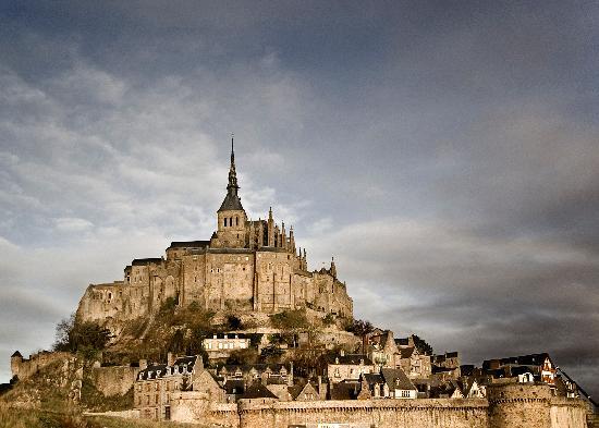 Le Mont St-Michel par Sevel sur TripAdvisor.fr