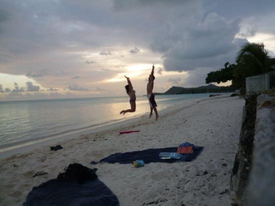 Gambar Matira Beach