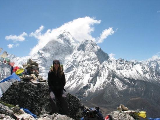 Sagarmatha National Park, Nepal: esta es la misma que antes