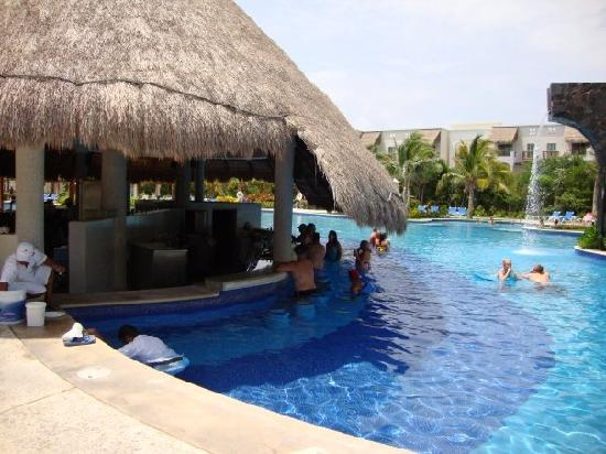 Swim Up Bar One Of Them Picture Of Valentin Imperial