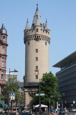 Torre Eschenheimer: fotografía de Frankfurt, Hesse - Tripadvisor