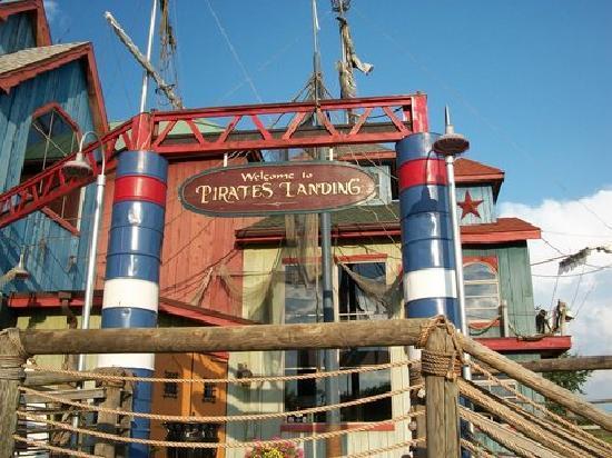 Pirates Landing Elkin Nc Menu