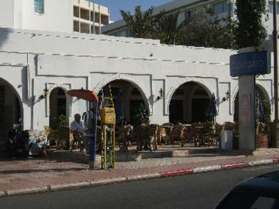 Restaurant Catanzaro, Bvd du 20 Aout, Agadir, next to Hotel Mabrouk